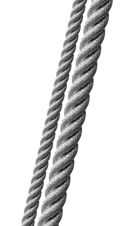 Corde d'acier