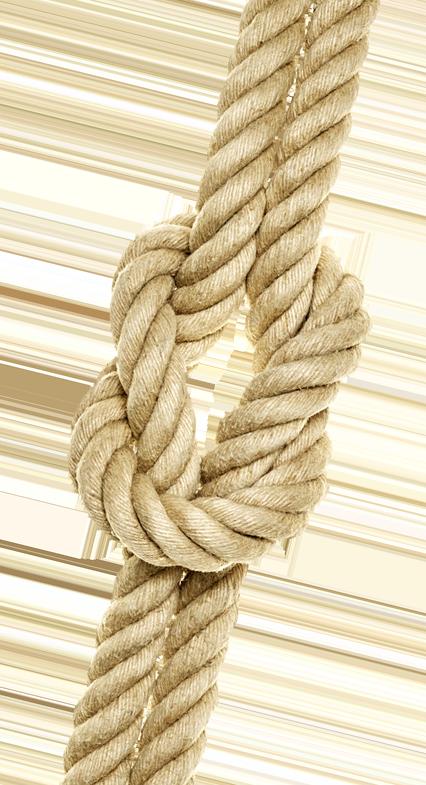 Corde de jute